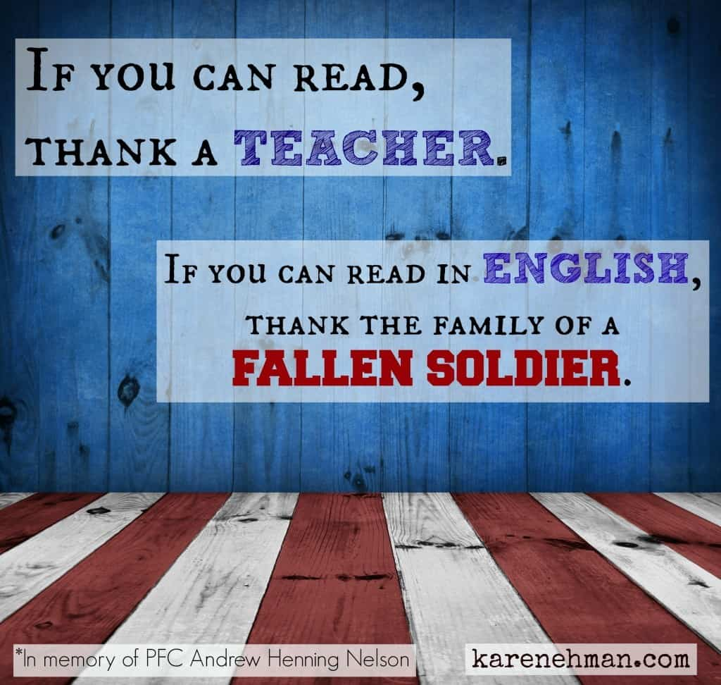 Read.Thank.Soldier