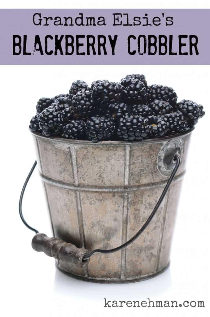 Grandma.Elsies.Blackberry.cobbler