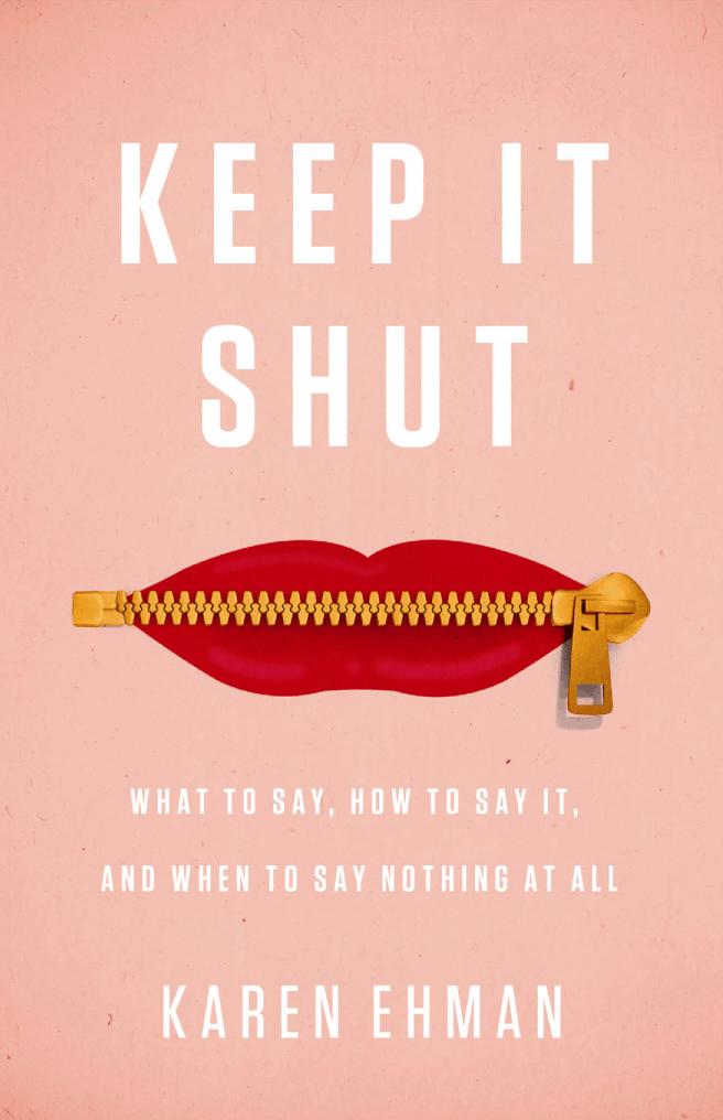 KEEP.IT.SHUT.cover