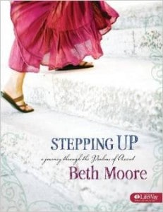 Stepping Up: A Journey Through the Psalms of Ascent