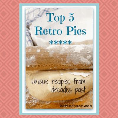~Top 5 Retro Pies~