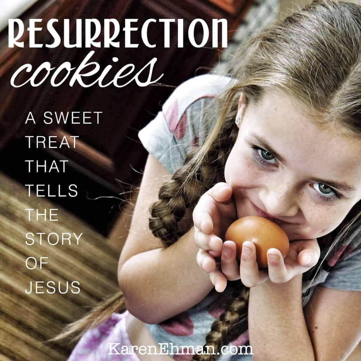 A Sweet Treat that Teaches the Story of Jesus