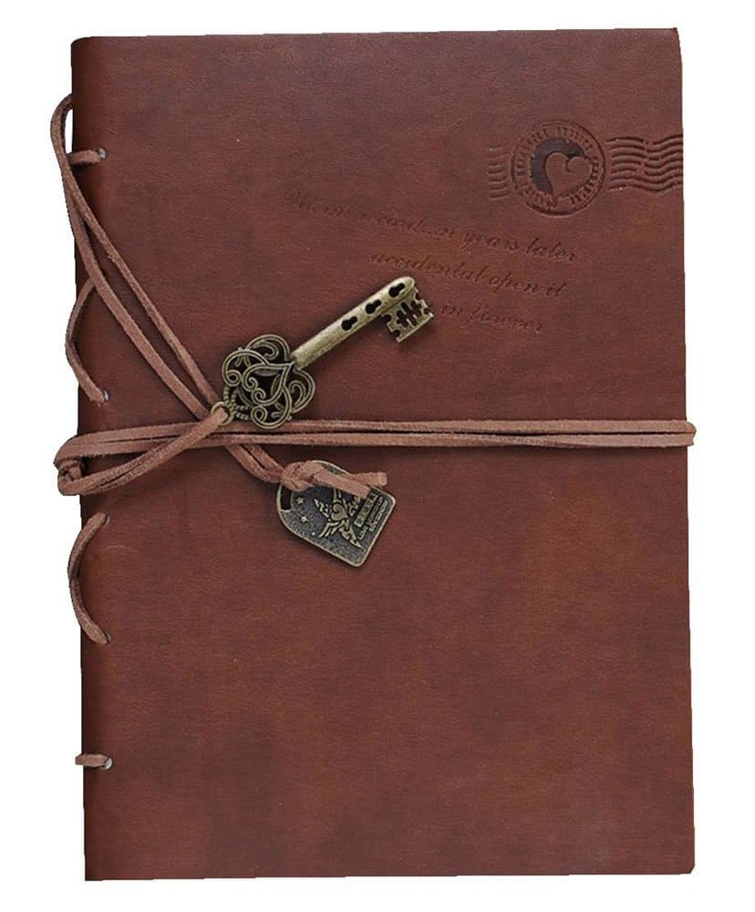 Wrap-up journal. Great gift idea from the Christmas in July sale at karenehman.com