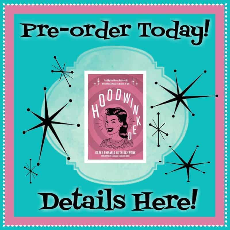Pre-Order Hoodwinked (This is Happening!)