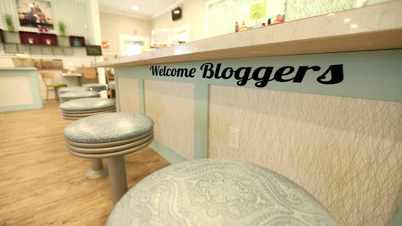 Welcome Bloggers!