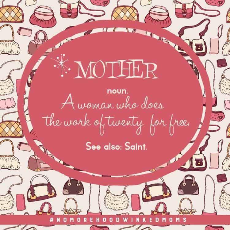 Defining motherhood.  More on Hoodwinked at Karenehman.com