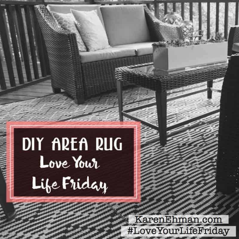 DIY Area Rug