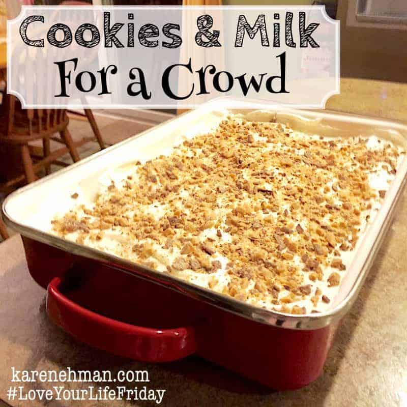 The Easiest & Most Delicious Dessert EVER!