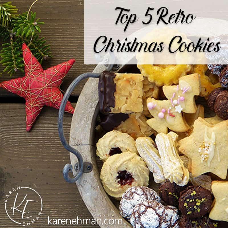 Top 5 Retro Christmas Cookies