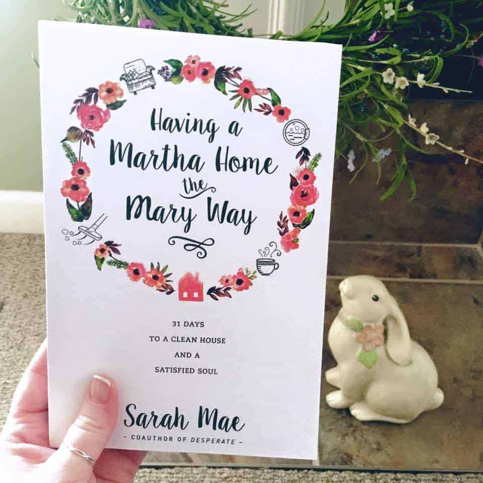 Having a Martha Home the Mary Way {GIVEAWAY!!!}
