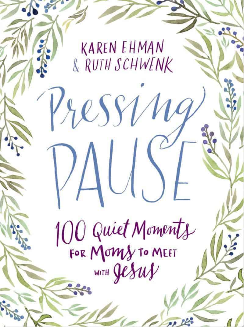 FREEBIES for Moms When You Grab a Copy of Pressing Pause