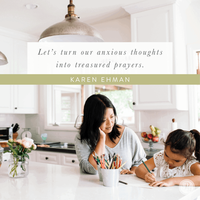 Calming My Back-to-School Mama's Heart