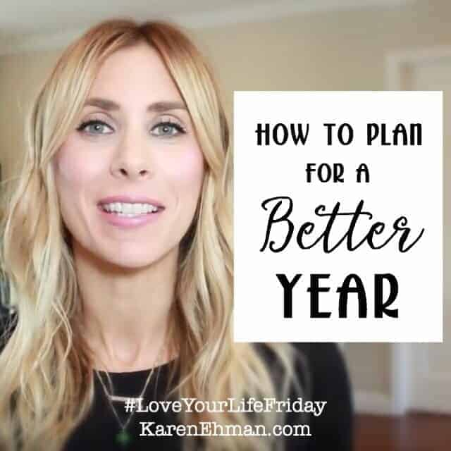 How to Plan for a Better Year with Summer Saldana on #LoveYourLifeFriday