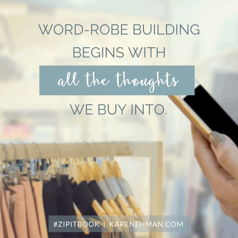 Building Your Word-Robe