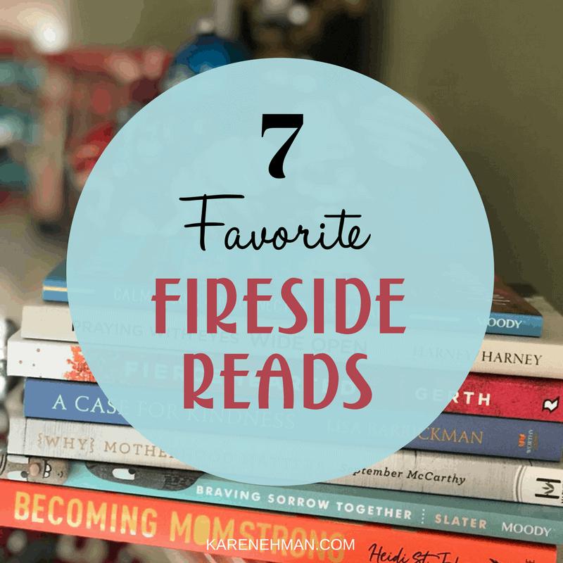 7 Favorite Fireside Reads for December