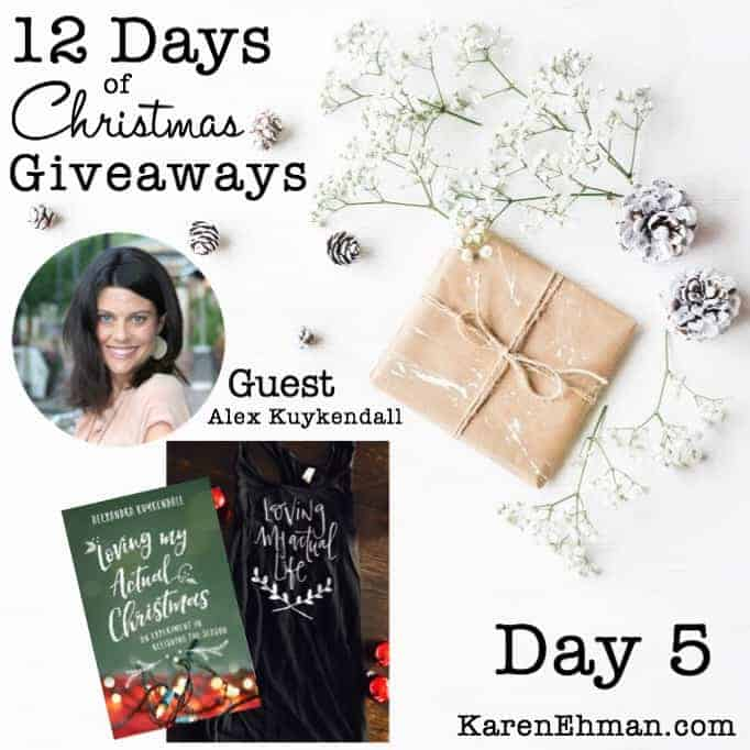 12 Days of Christmas Giveaways (2017) – Day 5