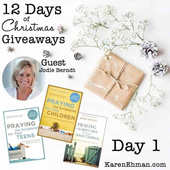 12 Days of Christmas Giveaways (2017) – Day One