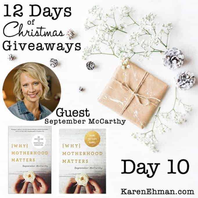 12 Days of Christmas (2017) – Day 10