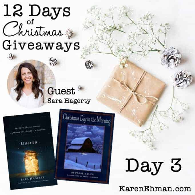 12 Days of Christmas Giveaways (2017) – Day 3