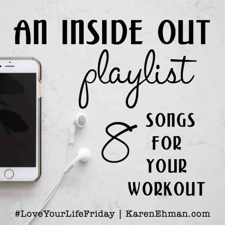 """An """"Inside Out"""" Playlist for #LoveYourLifeFriday"""