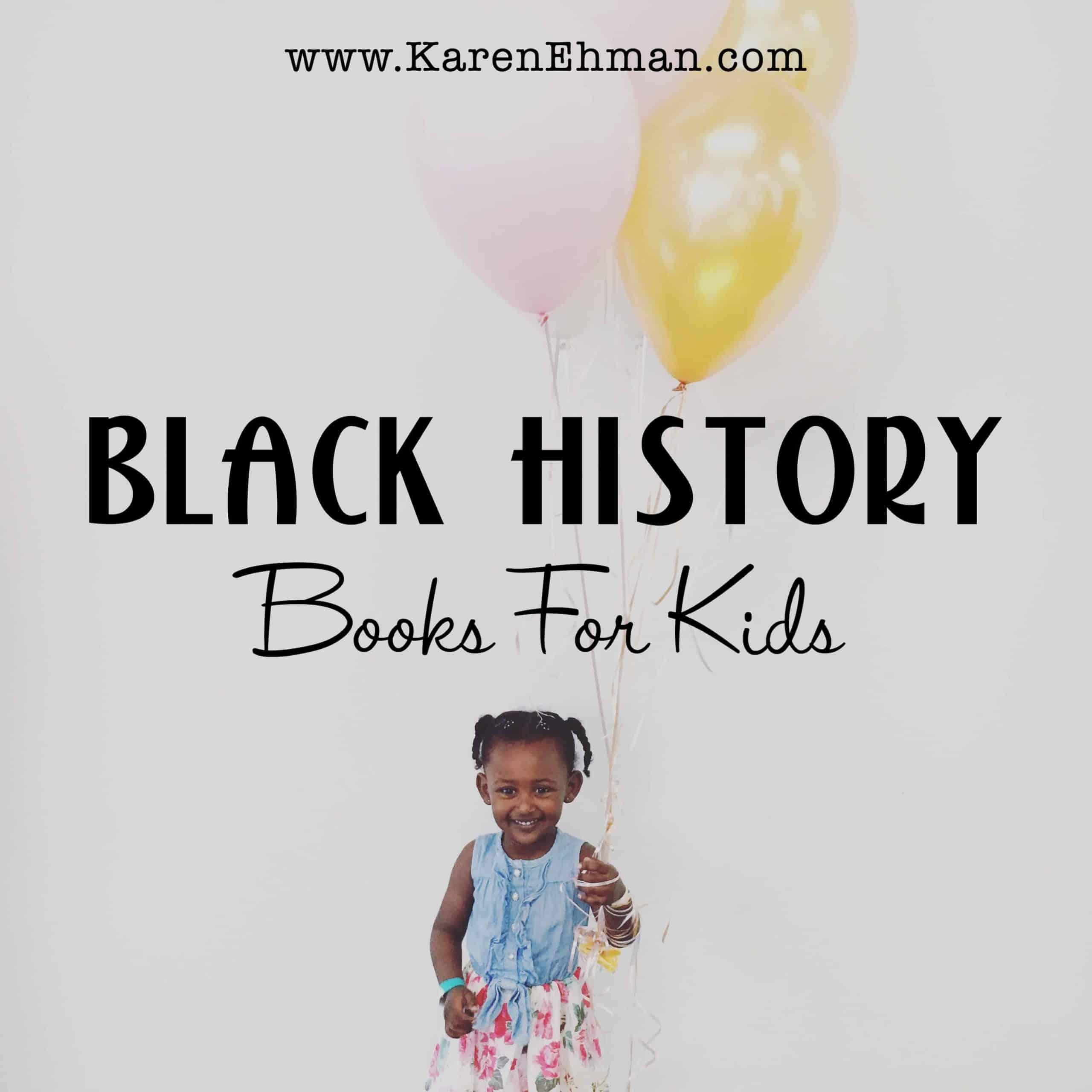 Black History Books for Kids