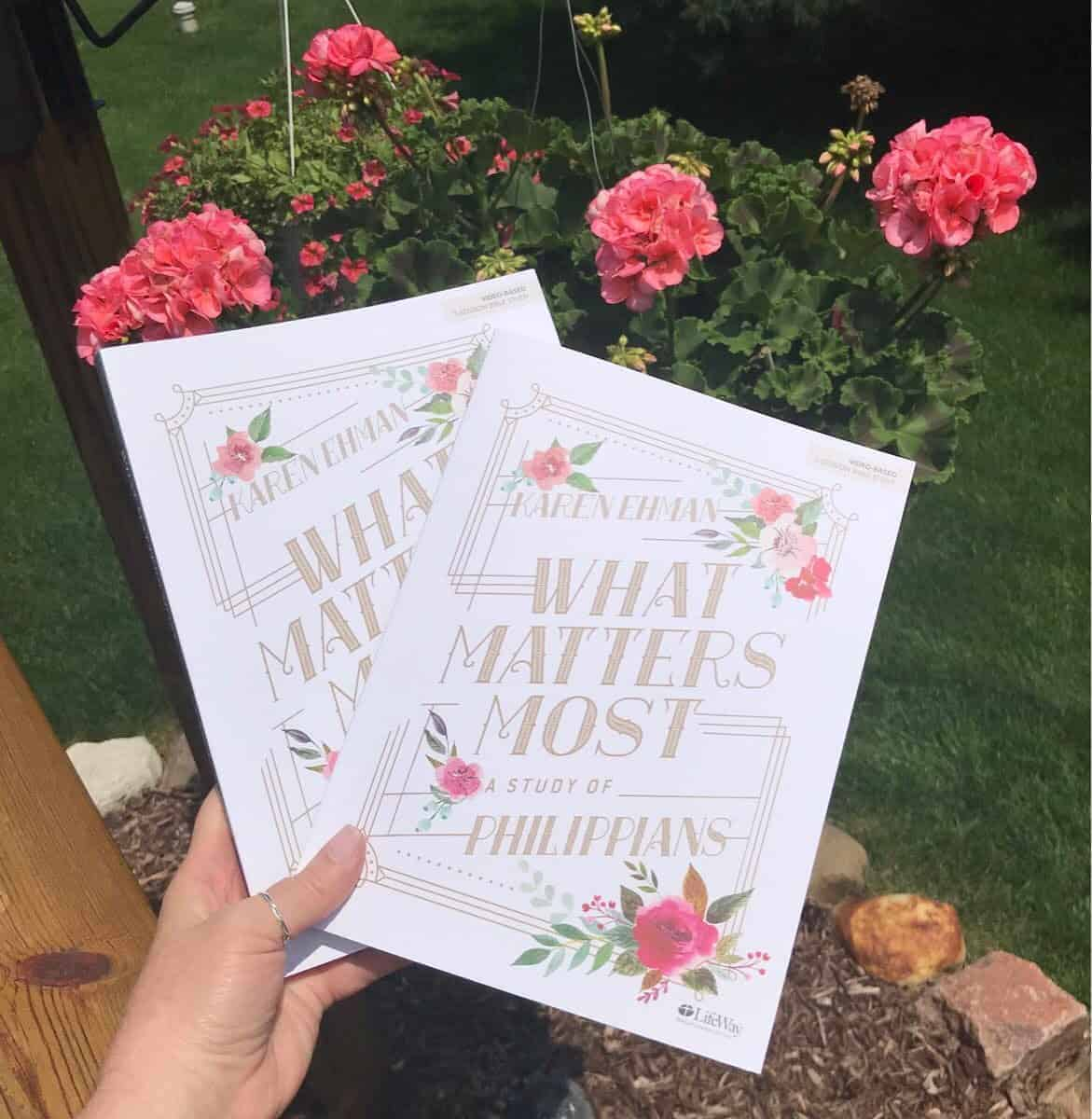 What Matters Most Giveaway