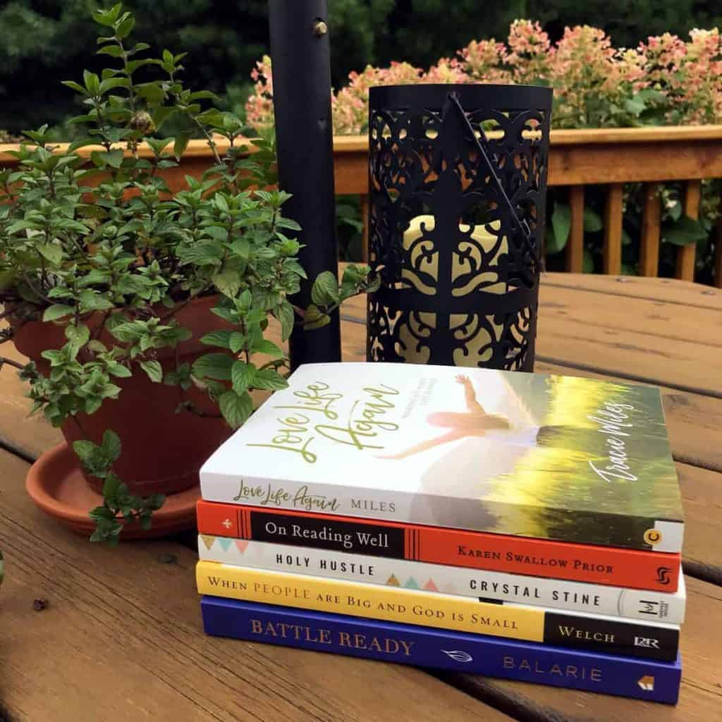 5 New Nonfiction books by Karen Ehman for National Book Lovers Day.