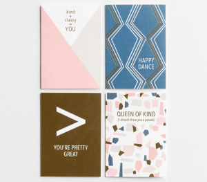 Kind Words Notecards, from Candace Cameron Bure exclusive line at DaySpring.