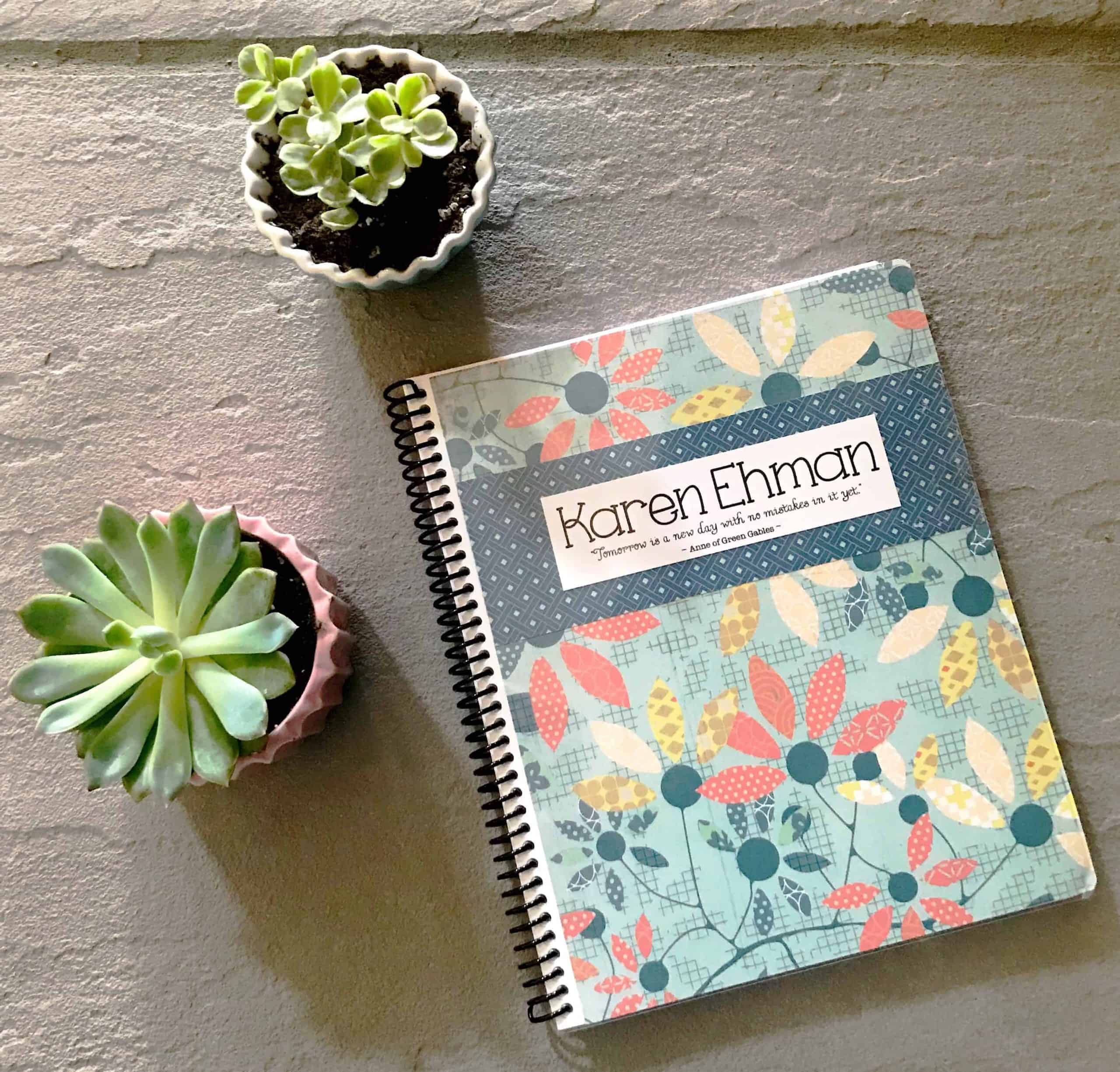 My Favorite Planner Ever! (& Coupon for you)