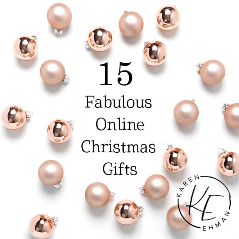15 Fabulous Online Christmas Gifts