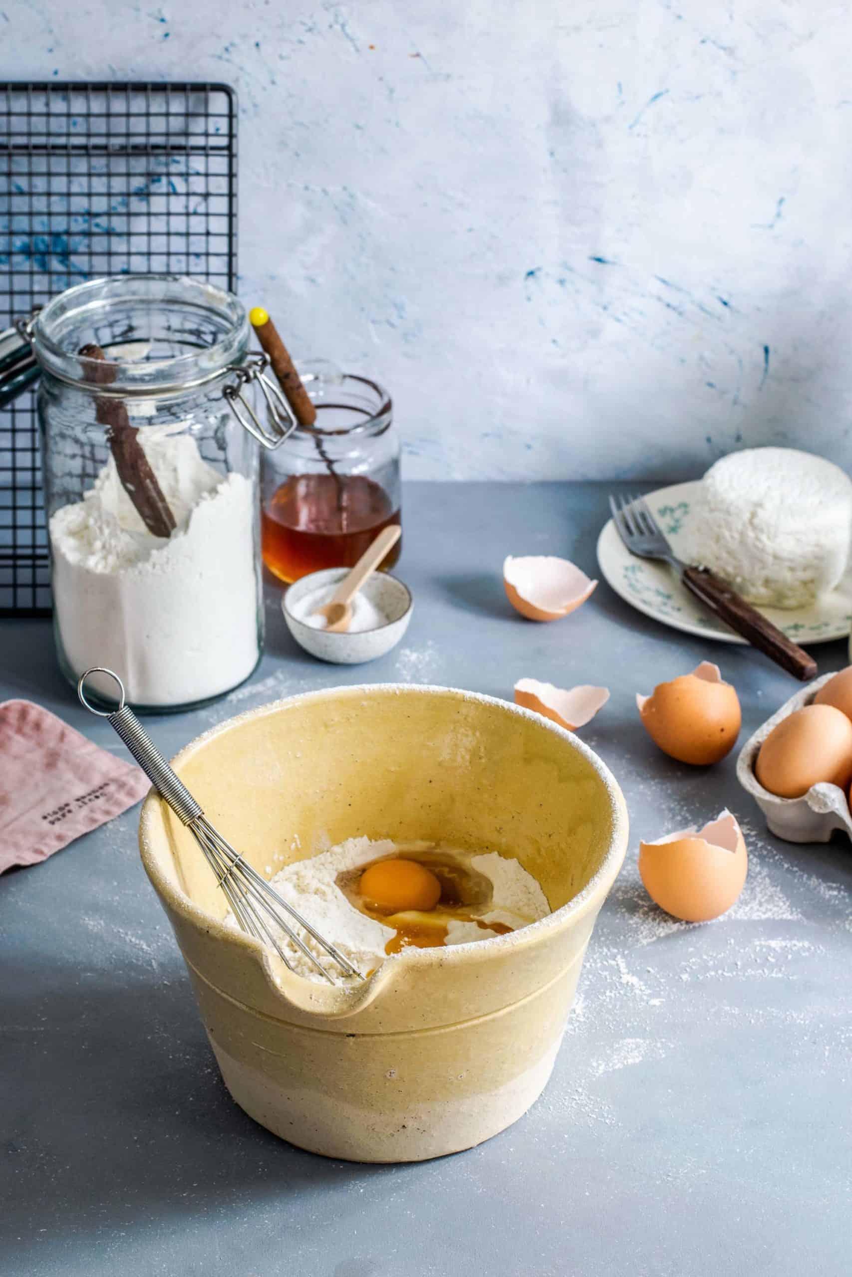 Five of my favorite breakfast recipes